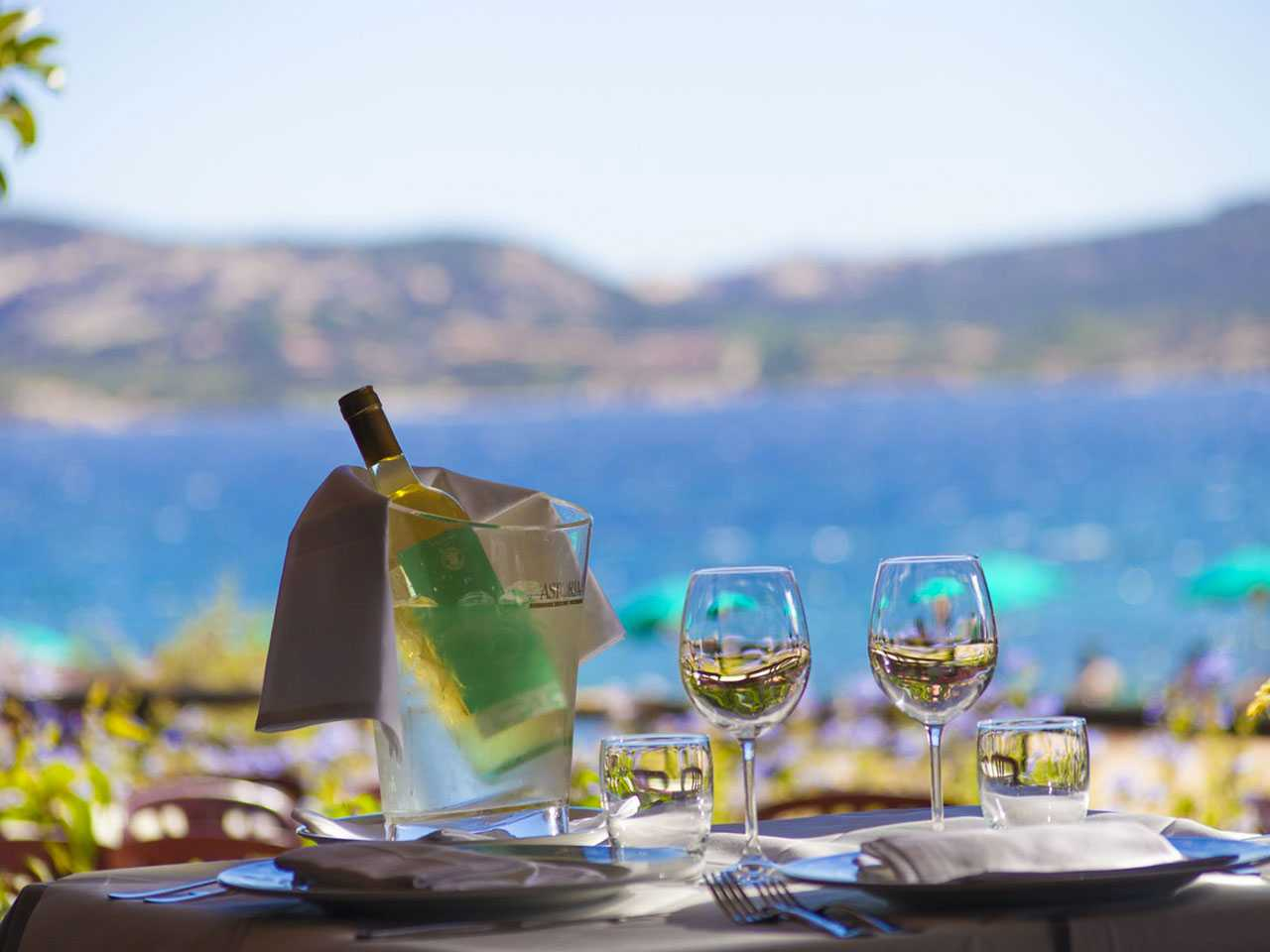 Holiday in Sardinia, wellness and relax close to the sea
